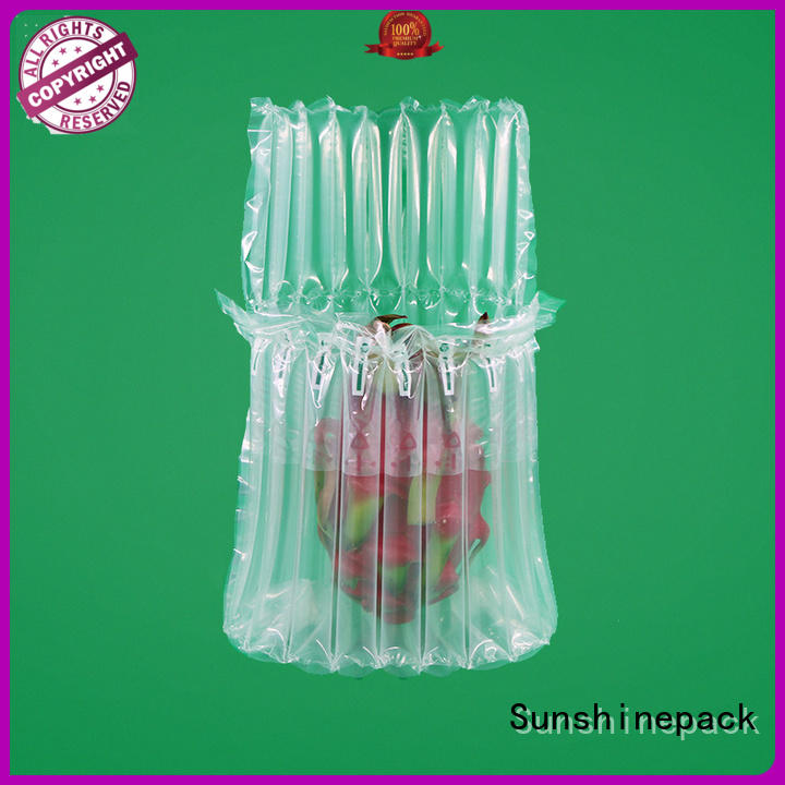 Sunshinepack at discount inflatable air cushion packaging company for transportation