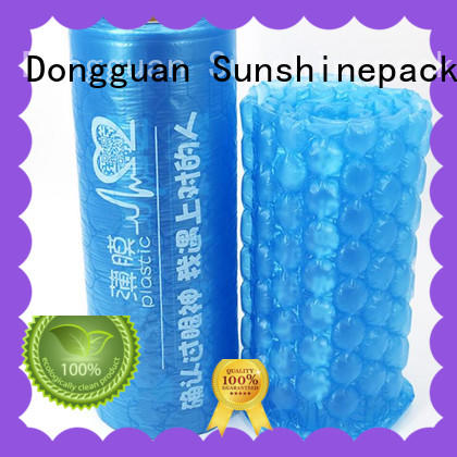 Sunshinepack most popular packing air bubbles company for wrap