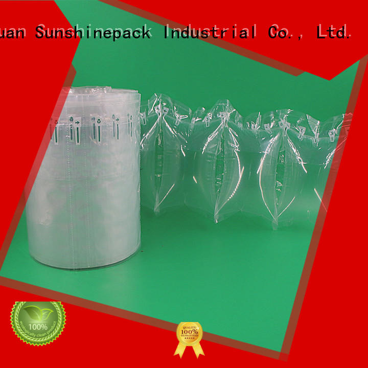 Sunshinepack environmental packing sheet great for great column packaging