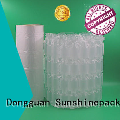 Sunshinepack roll packaging air cushion packaging Suppliers for transportation