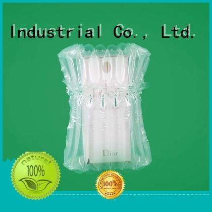 Perfume Air Cushion Packaging,Air-column bag with great shock-proof and fall-proof buffer bubble column