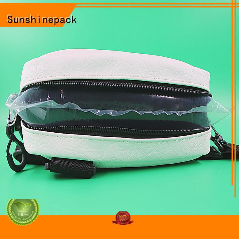 Sunshinepack logo pattern void fill packaging for business for logistics