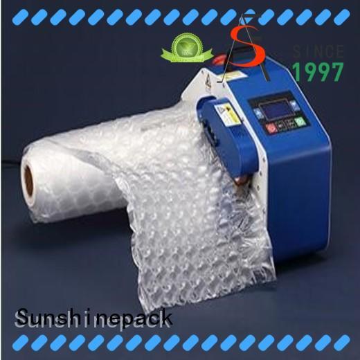 best manufacturer airbag inflator for transportation Sunshinepack