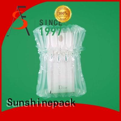 Sunshinepack free sample milk packing bags for business for delivery