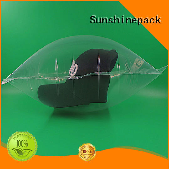 bubble wrap bags printing for shoes Sunshinepack