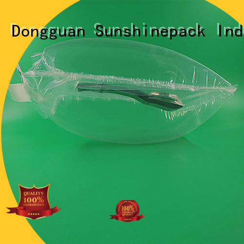 custom inflatable air pouch top brand for packing Sunshinepack