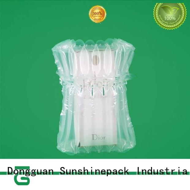 high-quality air filled bags for packaging for wholesale for goods Sunshinepack