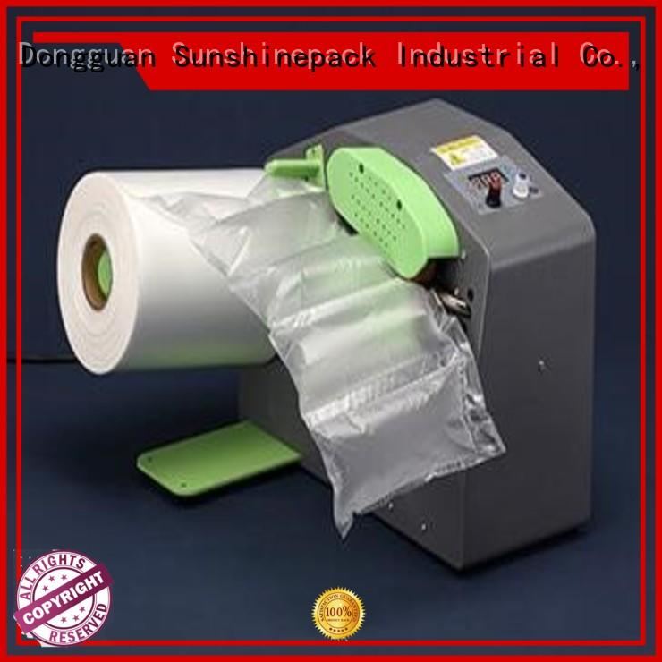 Sunshinepack New portable inflator Supply for wrap
