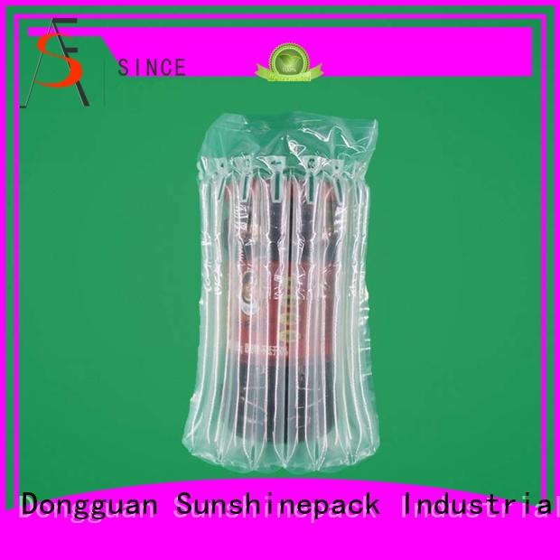 Sunshinepack ODM air bag pillow Suppliers for package