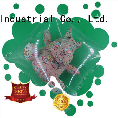 logo pattern inflatable packaging machine bubble packaging for womens bag Sunshinepack