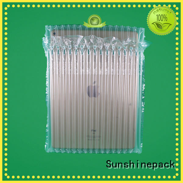 custom air tube packaging for wholesale for package Sunshinepack