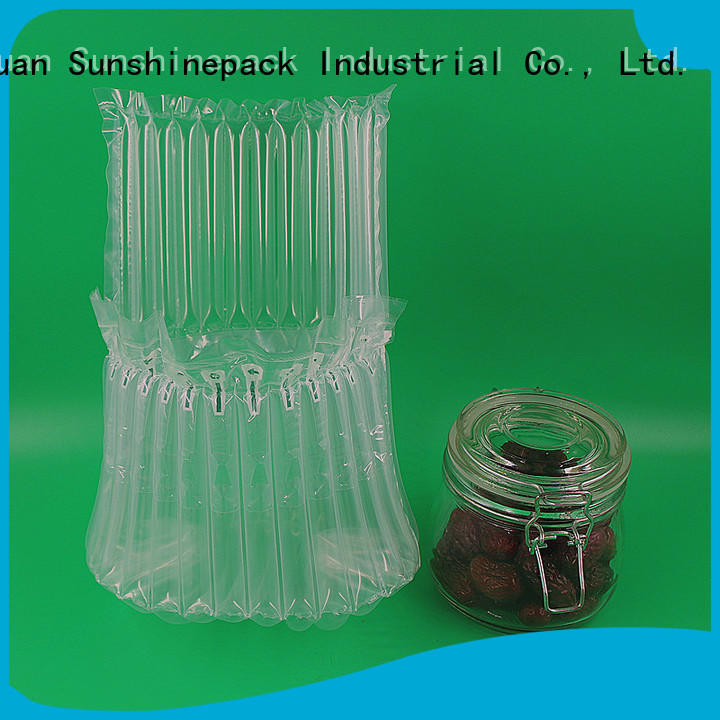 Sunshinepack Top air pouch machine manufacturers for package