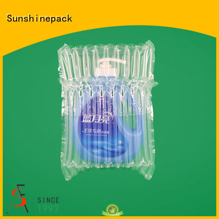 Sunshinepack New dunnage air bag manufacturers for package