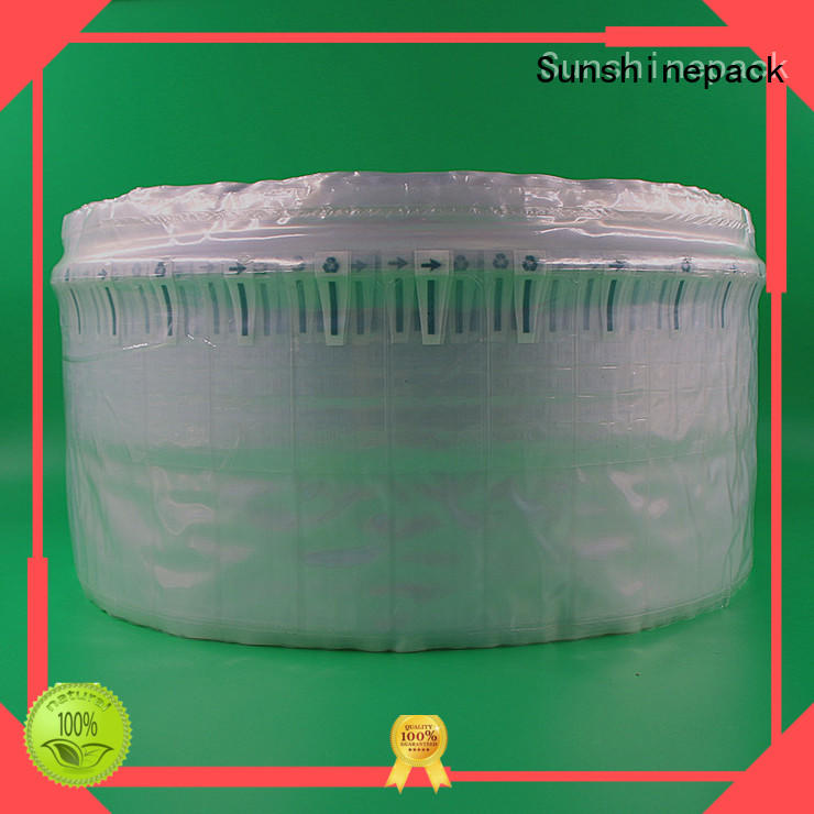 packing air bubble sheet for logistics