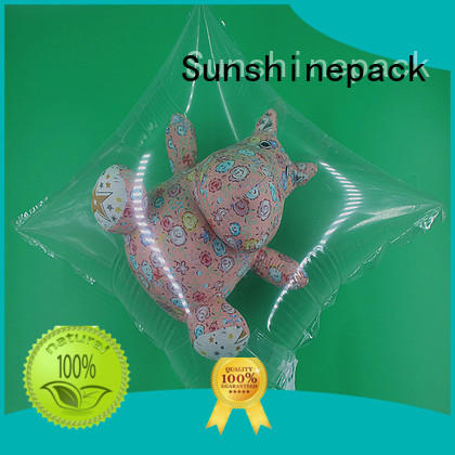 Sunshinepack logo pattern pack air Supply for wrap