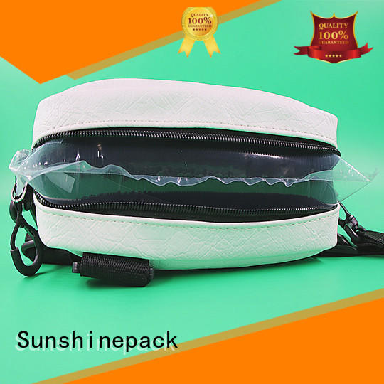 Sunshinepack Top air bag container Supply for boots