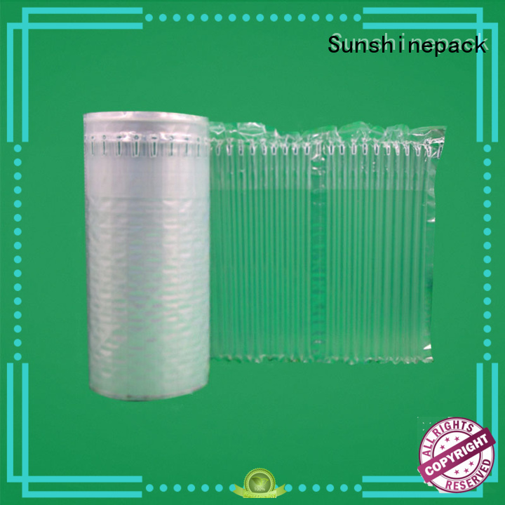 Sunshinepack environmental air column bag Suppliers for transportation