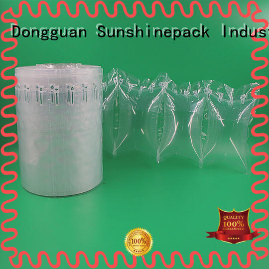 Sunshinepack film inflatable bags for shipping company for delivery