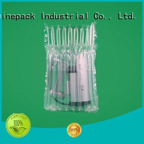 Sunshinepack hot fill air bags custom for goods