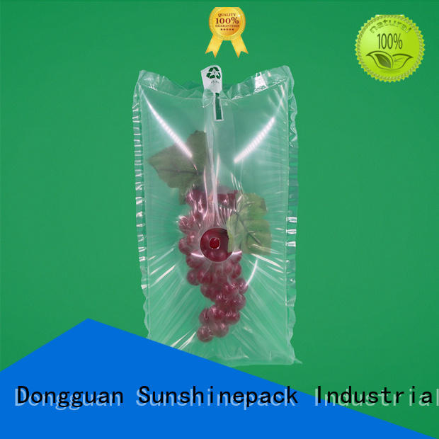 Sunshinepack Latest air pouch packaging Suppliers for transportation