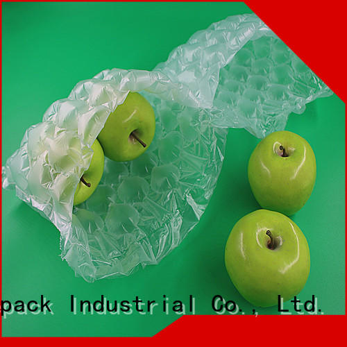 Sunshinepack roll packaging air bubble packing machine Supply for logistics
