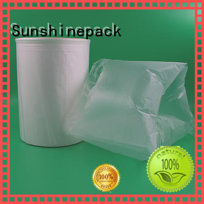most popular air pillow packaging boots for wrap Sunshinepack