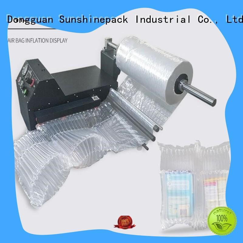Sunshinepack Custom airbag inflator manufacturers for packing