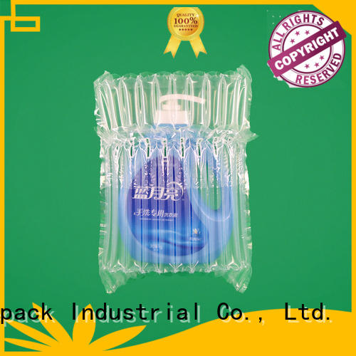 Sunshinepack free sample inflatable air cushion packaging inquire now for delivery