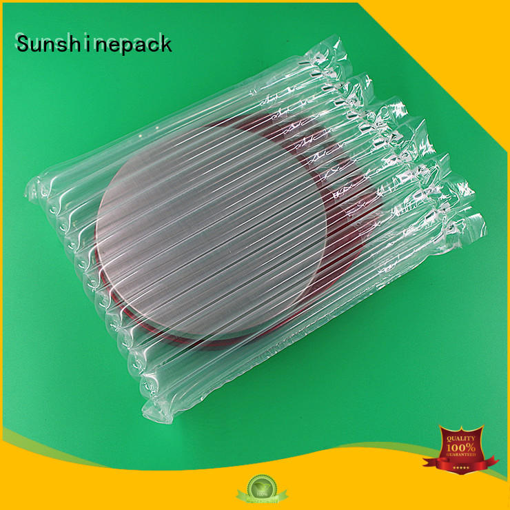 Sunshinepack Top air filled plastic bags packaging company for delivery