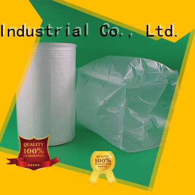 New air cushion wrap roll packaging factory for logistics