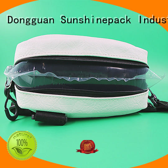 Sunshinepack roll packaging air filled plastic bags packaging Supply for shoes