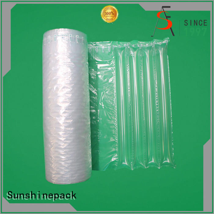 Wholesale how does an occluded front form cushioning for business for logistics