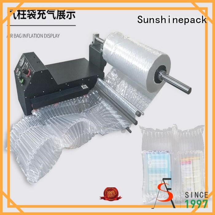Sunshinepack Latest inflate machine Suppliers for transportation