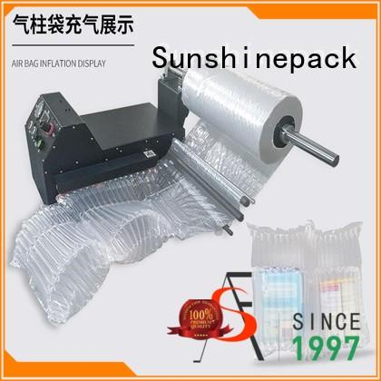 Sunshinepack durable portable inflator free sample for airbag
