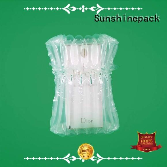 Sunshinepack favorable-price air bag pillow for wholesale for package