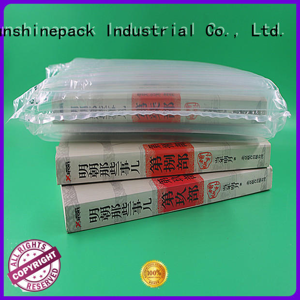 Sunshinepack Best inflatable air bag packaging company for packing