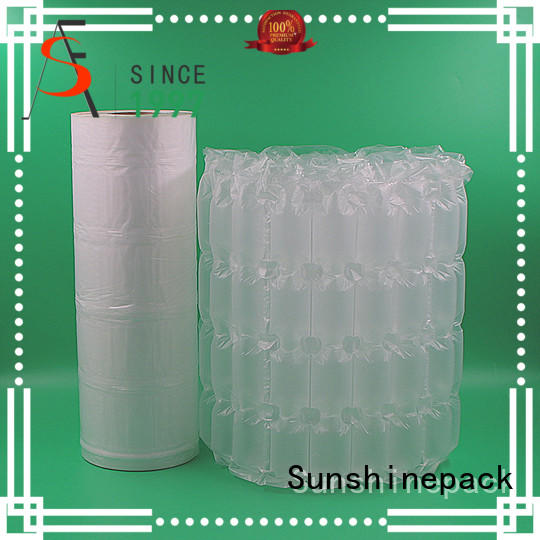 most popular air cushion film printing for shoes Sunshinepack