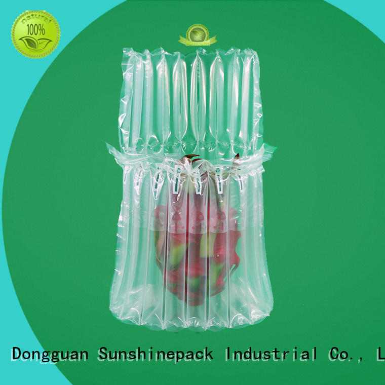 Sunshinepack at discount inflatable column factory for package